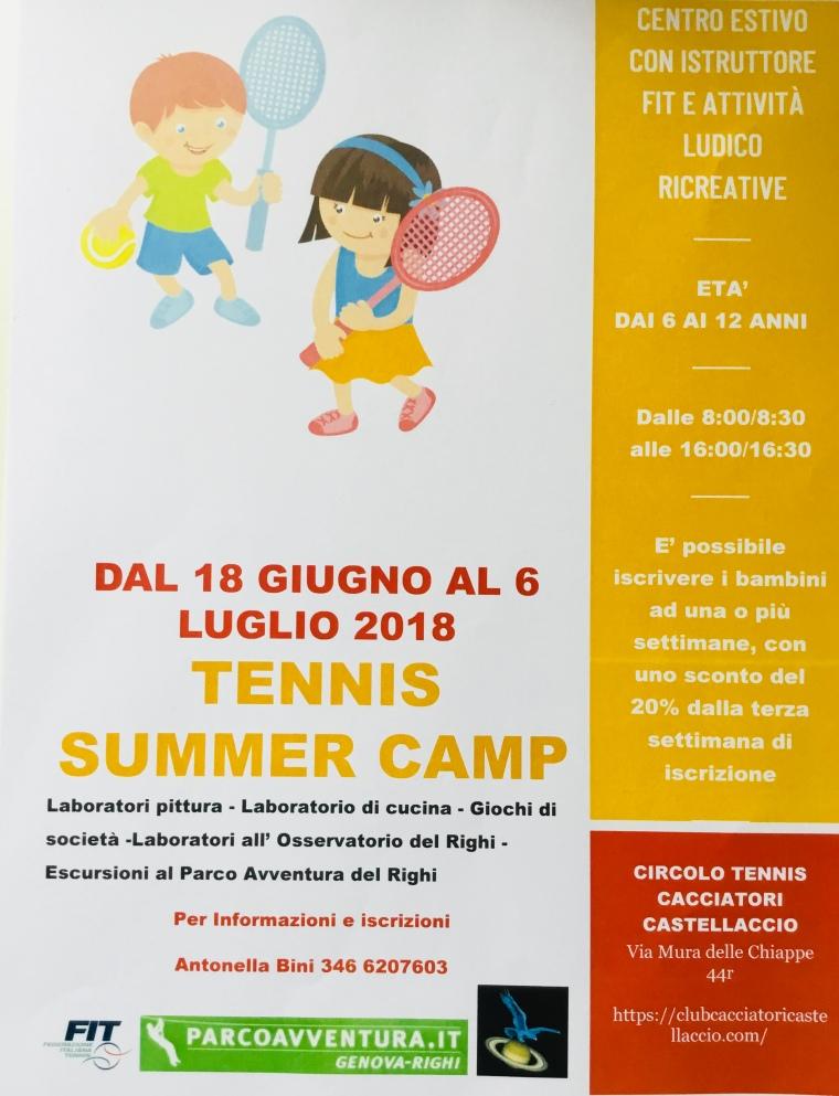 Summer Camp CCC